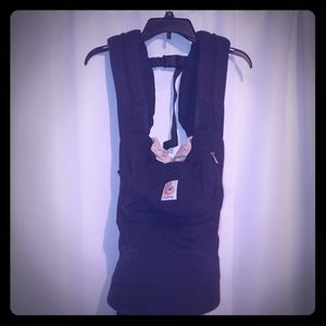 Ergobaby Black Baby Carrier